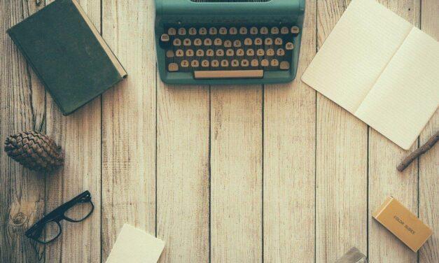 Le métier d'écrivain