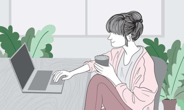 L'essentiel du travail à domicile pour rester organisé